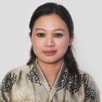 Tshering Dem, Finance Officer, Lhak-Sam (BNP+)